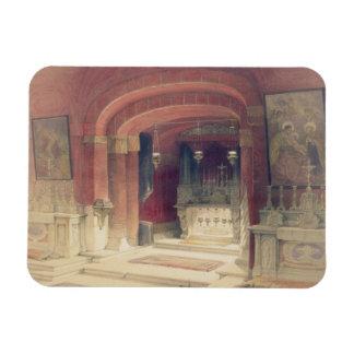 Shrine of the Annunciation, Nazareth, April 20th 1 Rectangular Photo Magnet