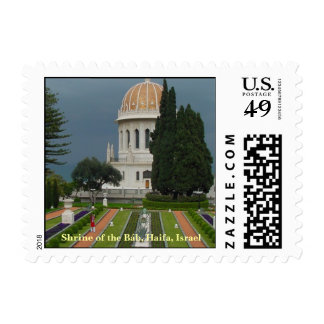 Shrine of the Bab Postage Stamps