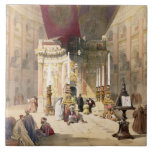 Shrine of the Holy Sepulchre, April 10th 1839, pla Tile