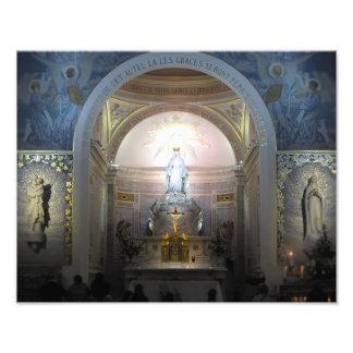 Shrine of the Miraculous Medal: Paris, France Photo Print