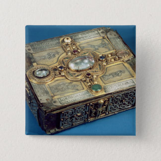 Shrine of the Stowe Missal, from Lorrha, County Ti Pinback Button