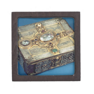 Shrine of the Stowe Missal from Lorrha County Ti Premium Trinket Boxes