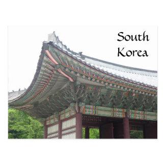shrine roof postcards
