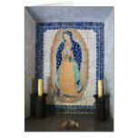 Shrine to the Madonna Card