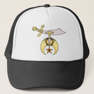 shriner-1 trucker hat
