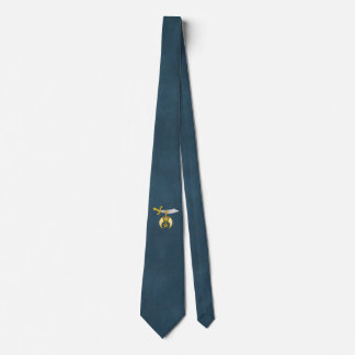 Shriner Emblem Neck Tie