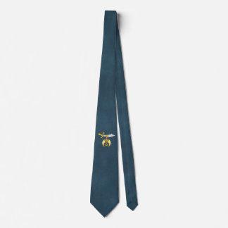 Shriner Emblem Neck Tie