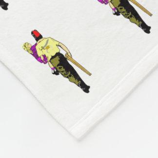 Shriner Fleece Blanket