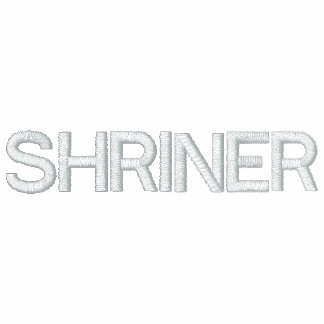 SHRINER HOODIE