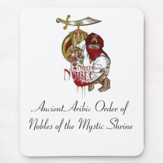Shriner Mouse Pad
