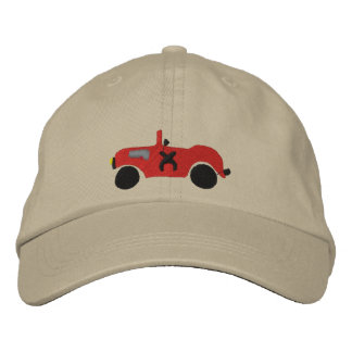 Shriner Parade Car Embroidered Baseball Hat