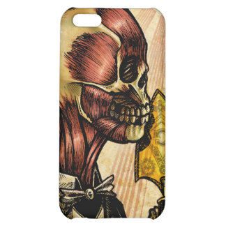 shriner with trowelcolored cover for iPhone 5C