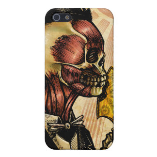 shriner with trowelcolored iPhone 5 case