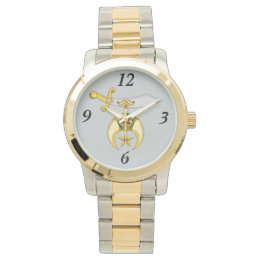 Shriner Wrist Watch
