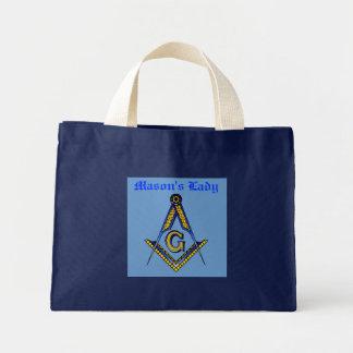 Shriners and Friends Mini Tote Bag