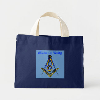 Shriners and Friends Mini Tote Bag