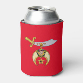 SHRINERS CAN COOLER