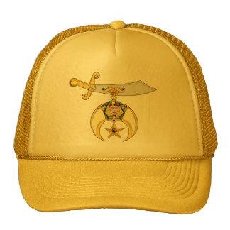 Shriner's Edition Trucker Hat