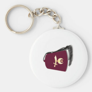shriners keychain