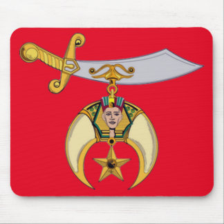SHRINERS MOUSE PAD