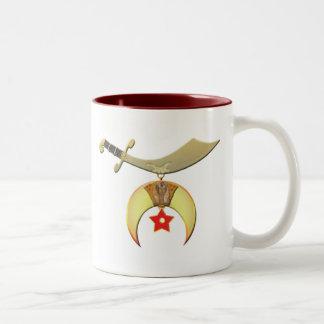 Shriners Scimitar Coffee Mug