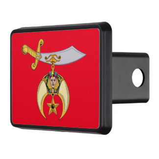 SHRINERS TOW HITCH COVER