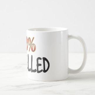 Shrivelled 100 Percent Coffee Mug