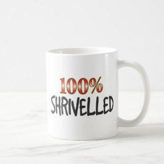 Shrivelled 100 Percent Coffee Mugs