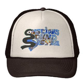 shromylogo trucker hat