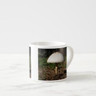 Shroom 0659 Espresso Mug 6 Oz Ceramic Espresso Cup