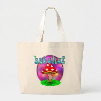 Shroom Canvas Bag