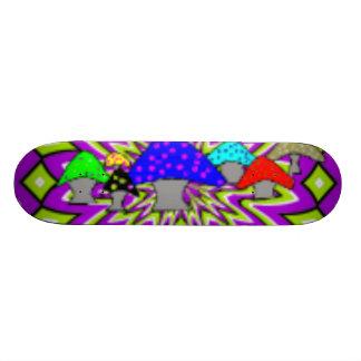 Shroom Board Skate Board