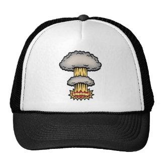 SHROOM! -color Trucker Hat