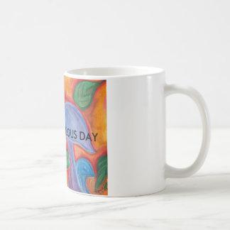 Shroom fabulous day coffee mug