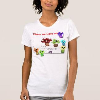 Shroom` Love Tee Shirts