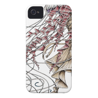 Shroom me up, Jelly.png iPhone 4 Cover