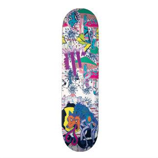 Shroom Paradise Skate Deck