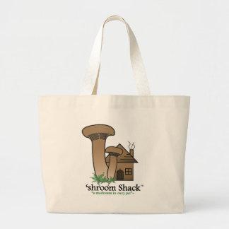 'shroom Shack Tote Bags