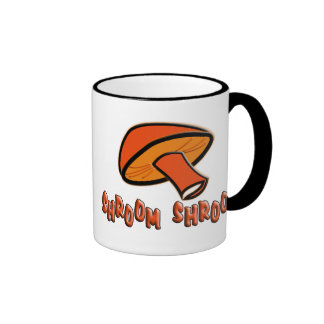 Shroom Shroom (Mushroom) Ringer Mug
