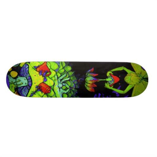 Shroom Skateboard