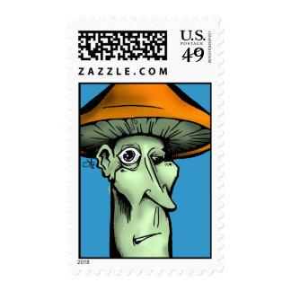 Shroomie Stamp