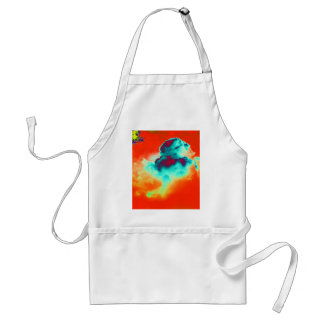 Shroomulus 2 Thermal Color by KLM Adult Apron