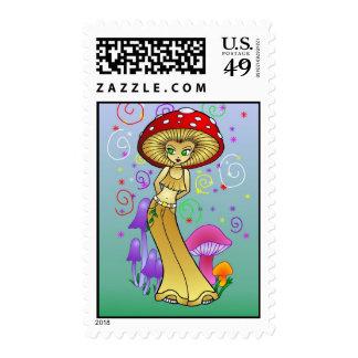 Shroomy Stamp