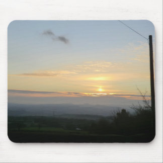 Shropshire Sunset Mouse Pad