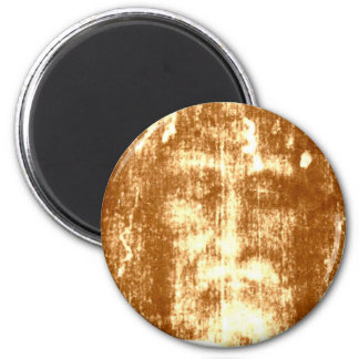 SHROUD of TURIN 2 Inch Round Magnet