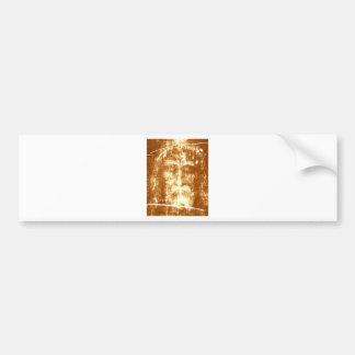 SHROUD of TURIN Car Bumper Sticker