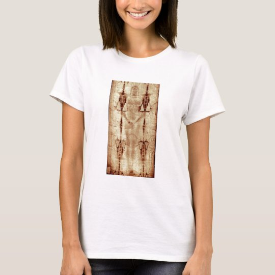 Shroud of Turin, Frontal View T-Shirt