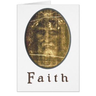 Shroud of Turin gifts Card