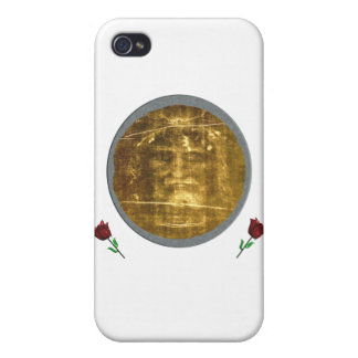 Shroud of turin gifts case for iPhone 4