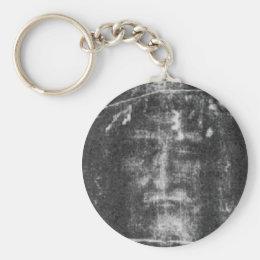 Shroud Of Turin Keychain